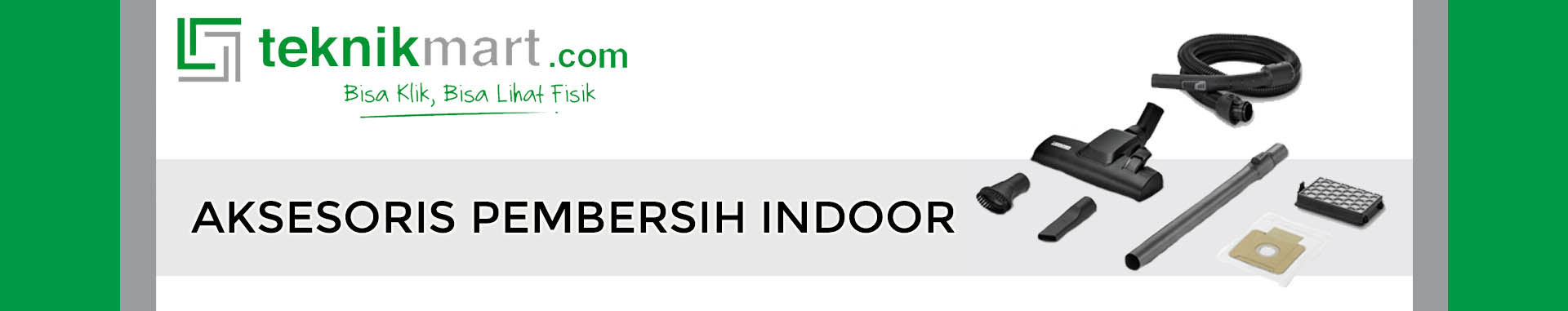 Aksesoris Pembersih Indoor