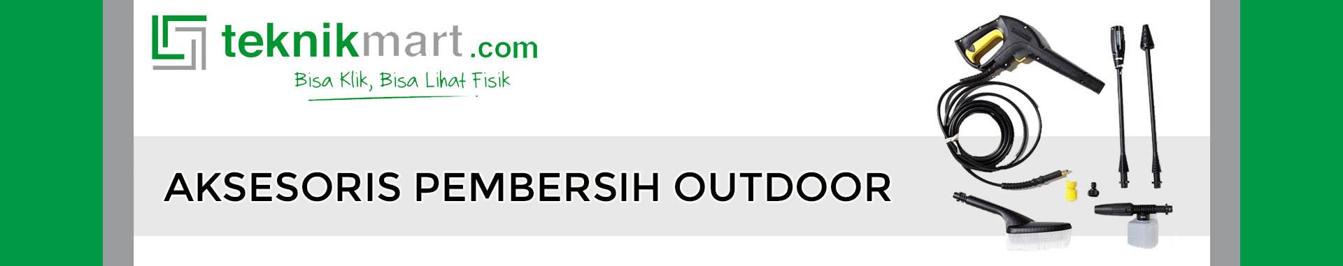 Aksesoris Pembersih Outdoor