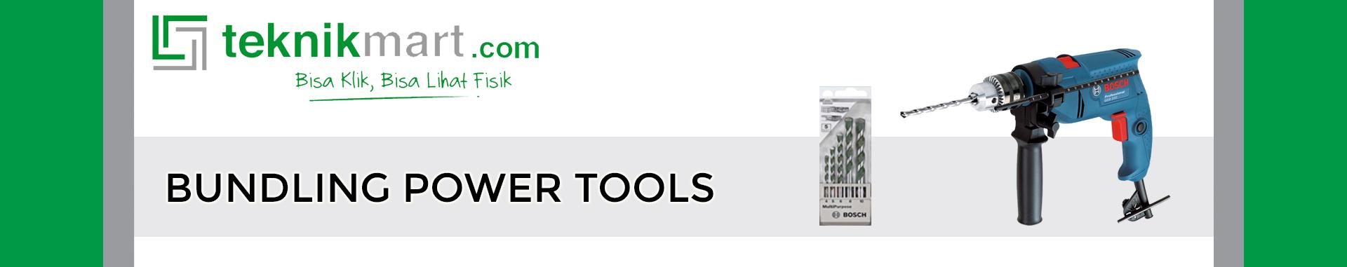 Bundling Power Tools