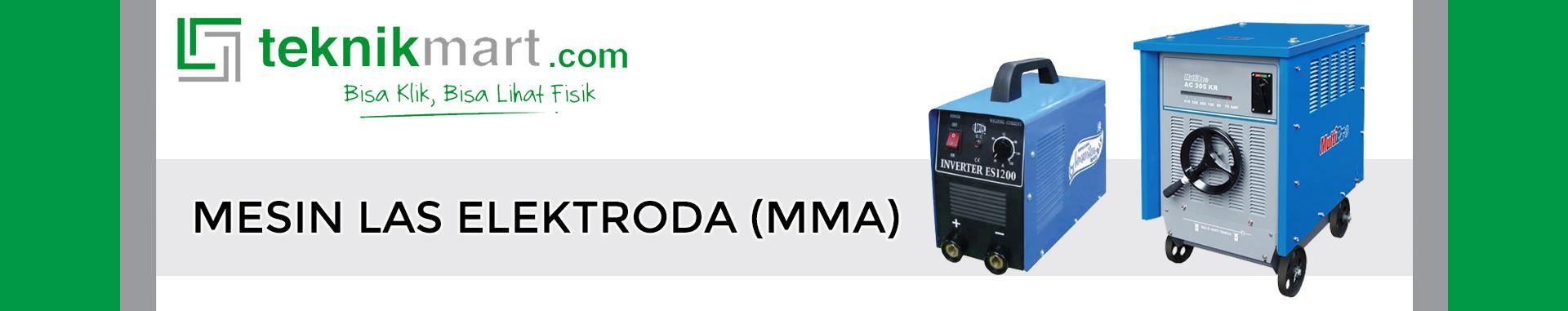 Mesin Las Elektroda (MMA)