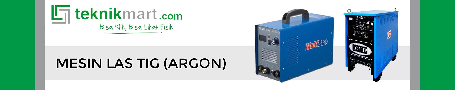 Mesin Las TIG (Argon)