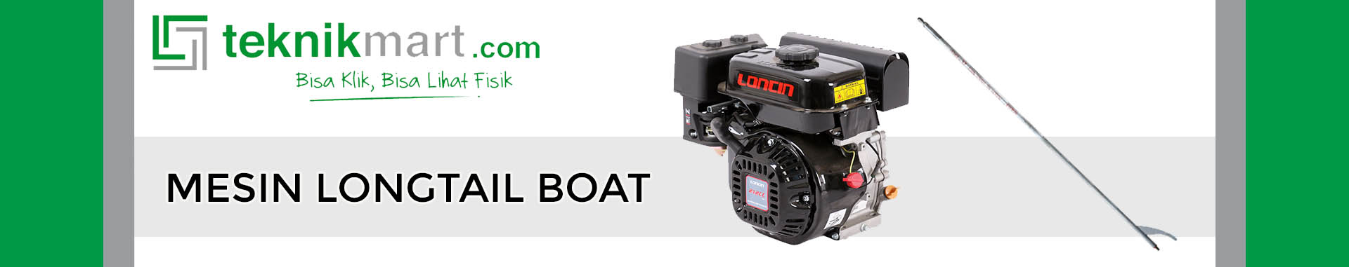 Mesin Longtail Boat