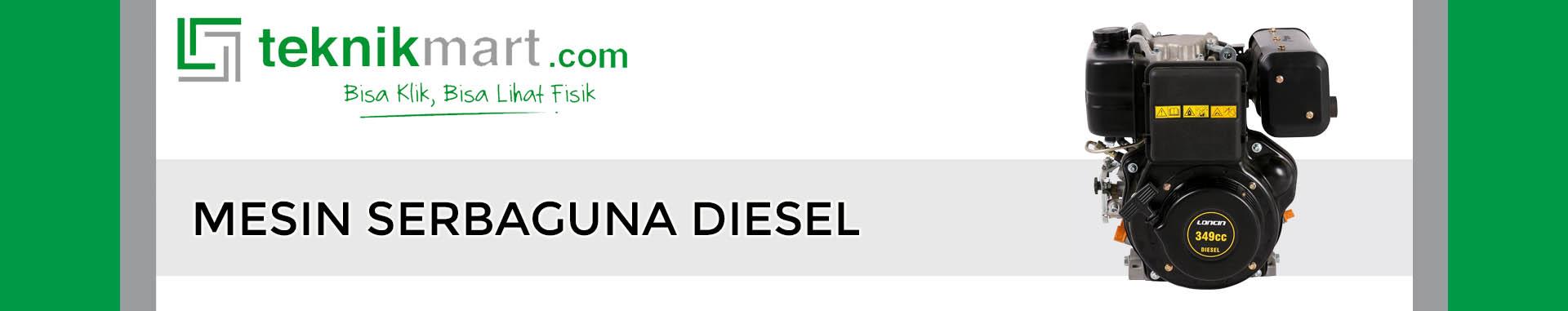 Mesin Serbaguna Diesel