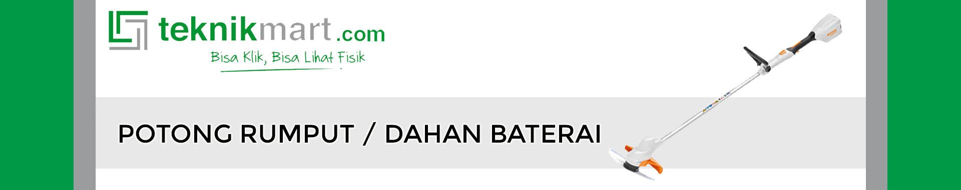 Potong Rumput / Dahan Baterai
