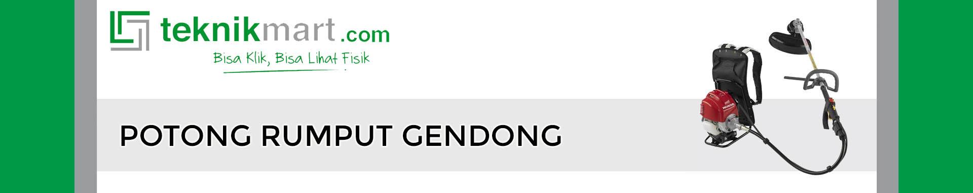 Potong Rumput Gendong