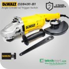 Dewalt D28491 2000W 180mm Large Angle Grinder / Gerinda Tangan Listrik