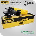Dewalt DWE4118 950W 100mm Angle Grinder With Variable Speed
