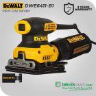 "Dewalt DWE6411 230W 1/4"" Sheet Palm Grip Sander / Amplas Listrik"