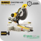 Dewalt DWS780 1675Watt 305mm Slide Miter Saw / Mesin Gergaji Miter