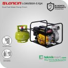 Loncin LC 80 ZB20-3.1QA 3 Inch Pompa Air Irigasi  Bensin/LPG