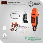 Black And Decker RT18KA 3.2mm Rotary Tool Set With 113 Accessories