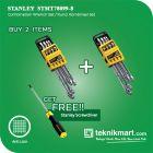 PROMO Stanley STMT78099-8 Combination Wrench Set 8 Pcs Holder