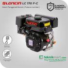 Loncin LC170 F-C (Chain Half Reduction) 7 HP Mesin Penggerak Bensin