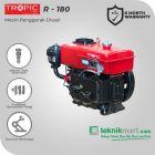 Tropic R 180 8 HP  Mesin Penggerak Diesel