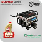 Loncin LC11800 8500 Watt Generator Bensin