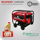 Loncin LC4800DDC 2500 Watt Generator Bensin (new)