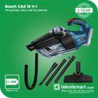 Bosch GAS 18 V-1 18Volt Cordless Vacum Cleaner Dry / Penghisap Debu Kering Baterai (Unit Only)
