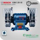 Bosch GBG 35-15 150 mm Bench Grinder atau Gerinda Duduk Listrik