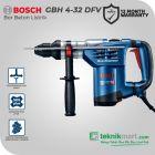Bosch GBH 4-32 DFR 900Watt 32mm Rotary Hammer atau Bor Beton Listrik
