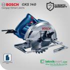Bosch GKS 140 1400Watt 184mm Circular Saw / Gergaji Sirkel Listrik