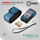 Bosch GLM 250 VF 250M Laser Pengukur Jarak