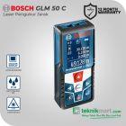 Bosch GLM 50 C Laser Pengukur Jarak 50M