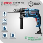 Bosch GSB 16 RE 750Watt 13mm Impact Drill / Bor Tangan Listrik Impact
