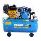 Puma 1 HP PUK-10-90 A Kompresor Angin Unloader Dengan Mesin Bensin G 160 F
