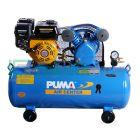 Puma 2 HP PUK-20-100 A Kompresor Angin Unloader Dengan Mesin Bensin G 160 F