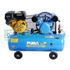 Puma 3 HP PUK-30-120 A Kompresor Angin Unloader Dengan Mesin Bensin G 270 F