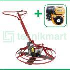 Tropic TPS 100 Power Trowel Dengan Mesin Bensin Robin
