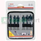 Bosch Self Cut Speed Spade Bits 13, 16, 19, 20, 22, 25 mm 6 Pcs