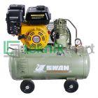Swan 1/4 HP SU-114 Kompresor Angin Unloader Dengan Mesin Bensin G 160F