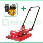 Tiger TPC-3 Plate Compactor Dengan Mesin Bensin