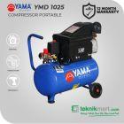 Yama 1 HP YMD 1025 Kompresor Angin Automatic Dengan Motor
