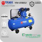 Yama 1 HP YM-0185U Kompresor Angin Unloader