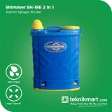 Shimmer SH-18E 2 In 1 Electric Sprayer 18 Liter