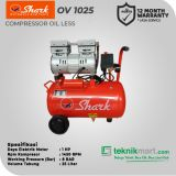 Shark 1 HP OV 1025 Kompresor Angin Automatic