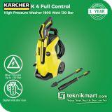 Karcher K4 Full Control 1800 Watt High Pressure Washer