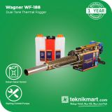 Wagner WF 188 Pompa (Manual) And Elektrik (Auto) Dual Tank Mesin Fogging Nyamuk