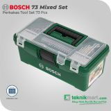 Bosch 73pcs DIY Tools Set with Stater Box