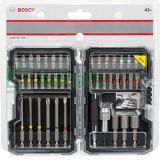 Bosch 43 Pcs Screwdriver Bit Set