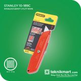 Stanley 10-189C 6Inch Interlock Saefty Utility Knife
