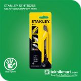 Stanley STHT10263-8 9mm ABS Auto Lock Snap Off Knife