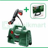 Bosch 1200 Watt 100 Bar Easy Aquatak 100 High Pressure Washer Dengan Bosch Extension Hose 6 Meter