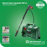 Bosch Easy Aquatak 100 1200 Watt High Pressure Washer