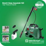 Bosch Easy Aquatak 120 1500Watt 120Bar High Pressure Washer / Mesin Cuci Kendaraan