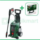 Bosch 1500 Watt 125 Bar Aquatak Universal 125 High Pressure Washer Dengan Bosch Extension Hose 6 Meter
