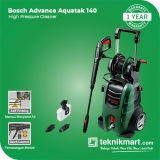 Bosch Advance Aquatak 140 2100Watt 140Bar High Pressure Washer / Mesin Cuci Kendaraan