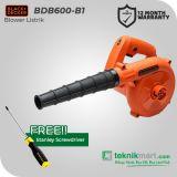 PROMO Black And Decker BDB600 600 Watt Blower